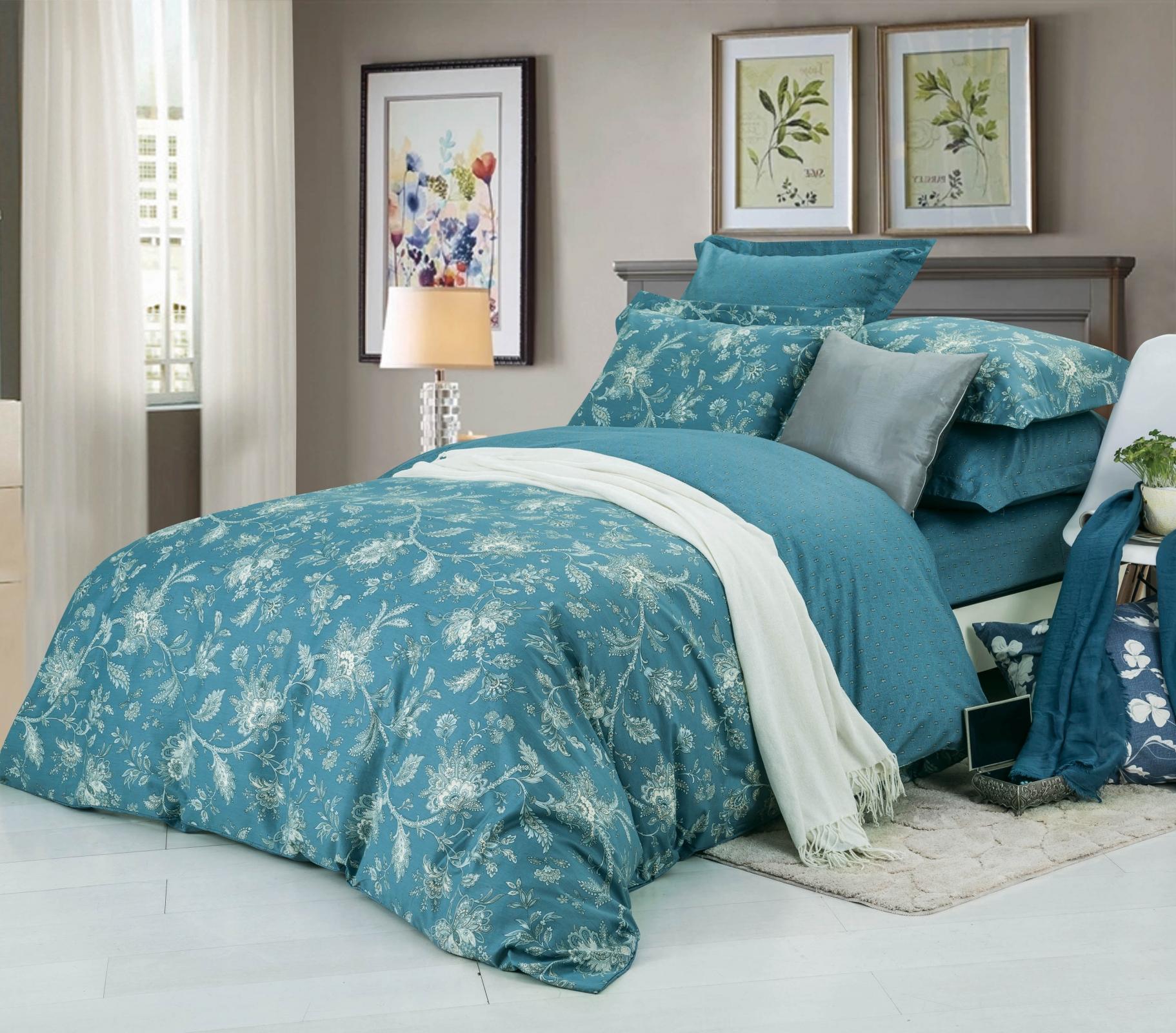 Хлопковое постельное бельё. Как правильно выбрать и какое бывает?