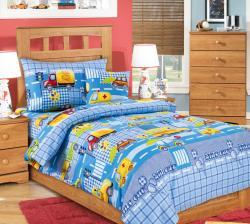 """Купить детское постельное белье из перкаля """"Нежность вид 1""""  ТМ ТексДизайн"""