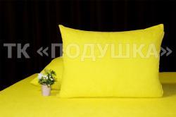 Купить желтые махровые наволочки на молнии в Брянске