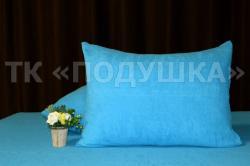 Купить голубые махровые наволочки на молнии в Брянске
