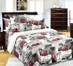 Купить постельное белье из бязи «Лондон 1» в Брянске