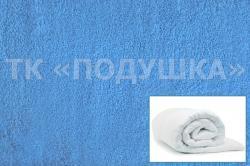 Купить голубой махровый пододеяльник  в Брянске