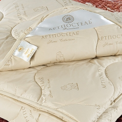 Купить Одеяло из верблюжьей шерсти (облегченное)